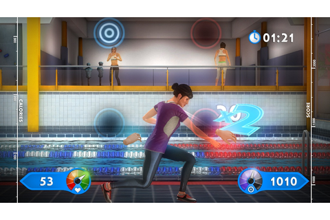 PlayStation®Move Fitness™ on PS3 | Official PlayStation ...