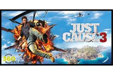 Just Cause 3 pc game torrent download | Real Games Collection