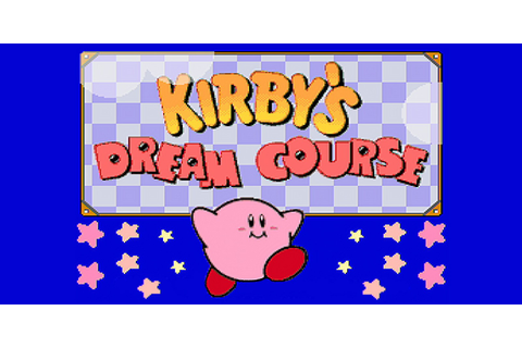 Kirby's Dream Course | Super Nintendo | Games | Nintendo