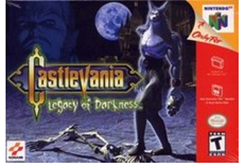 Castlevania: Legacy of Darkness - Wikipedia