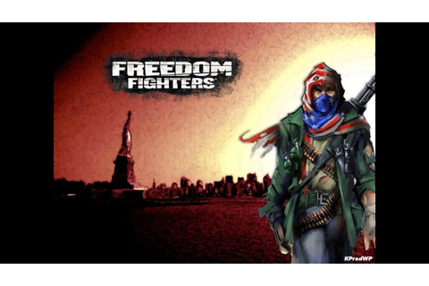 Freedom Fighters Walkthrough Gameplay - YouTube
