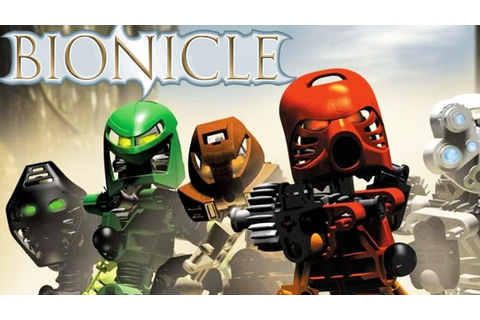 Dark Plays: Bionicle: The Video Game - YouTube
