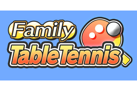 Family Table Tennis (WiiWare) News