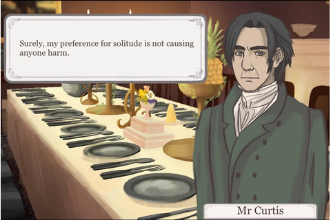 Mr Curtis's path | Regency Love Wikia | FANDOM powered by ...