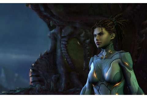 Review: StarCraft II: Heart of the Swarm | NAG