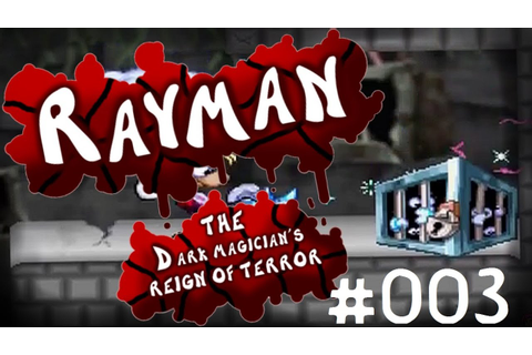 Red Alarm (Flint Jail) #003 |Rayman: Dark Magician's Reign ...