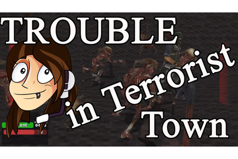 Trouble in Terrorist Town: The Kissing Games - YouTube