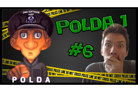 Polda 1: Part 6 - Duch! | SK Let's play | facecam | HD ...