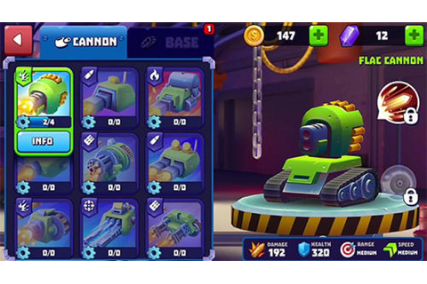 Download Tanks a lot! [hacked] 2.29 APK for Android