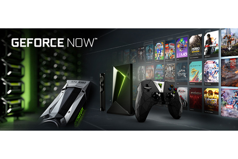 GeForce NOW Brings Pascal Power, Online Multiplayer Gaming ...
