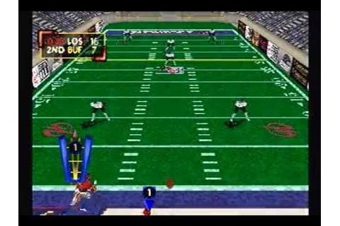 Kurt Warner's Arena Football Unleashed Gameplay Footage ...