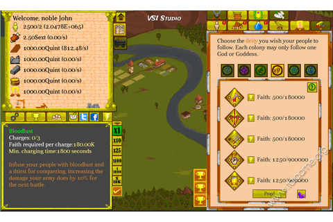 Idle Civilization - Tai game | Download game Chiến thuật