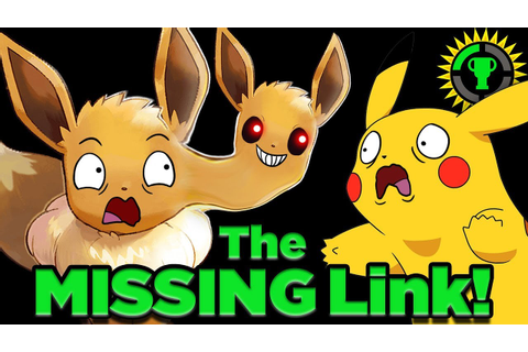 Game Theory: Why Eevee is the MISSING LINK to Pokemon ...