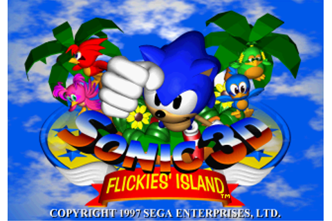 Sonic 3D: Flickies' Island (Video Game) - TV Tropes