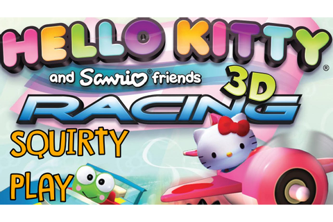 HELLO KITTY AND SANRIO FRIENDS RACING - It Is A Racing ...