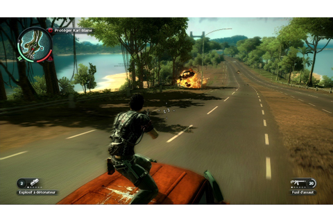 JUST CAUSE 2 FREE4DOWN [1.3GB] ~ bizizgames