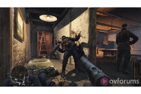 Enemy Front PS3 Review | AVForums
