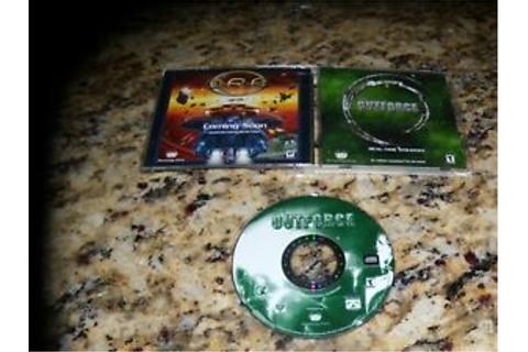 The Outforce (PC, 2000) Near Mint Game | eBay