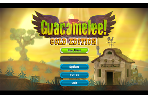 Guacamelee Game - Free Download Full Version For PC
