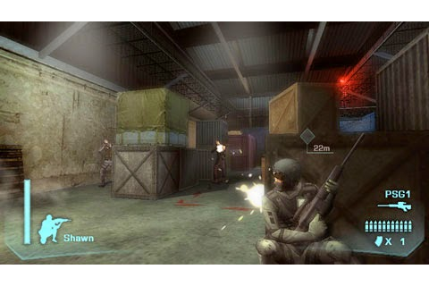 Tom Clancys Splinter Cell Essentials - Download Game PSP ...