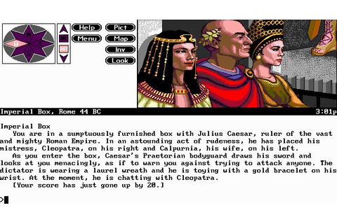 Time Quest Download (1991 Adventure Game)