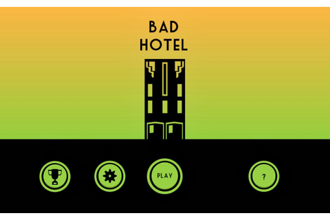 Video Game Bad Hotel (PC) (2013) - Adventures of Me