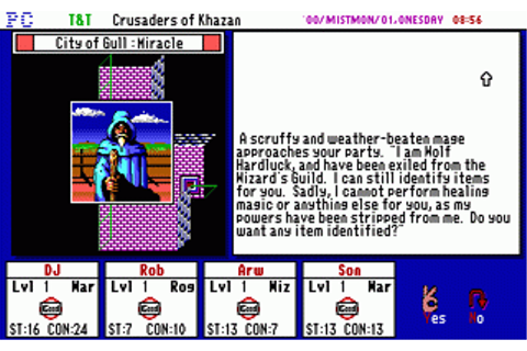 Tunnels & Trolls: Crusaders of Khazan Manual (pdf) :: DJ ...