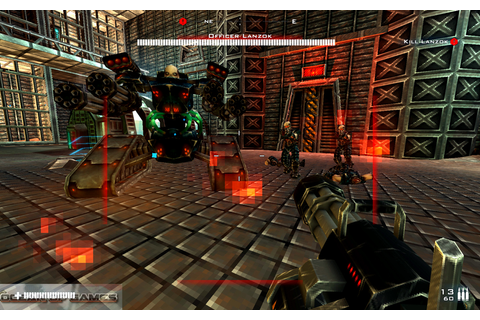 Bedlam PC Game Free Download
