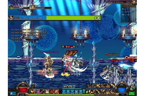 Dungeon Fighter Online - MMO Square