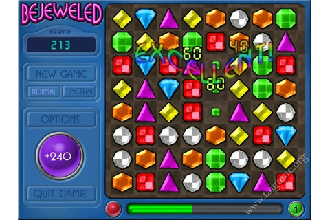 Bejeweled - Download Free Full Games | Match 3 games