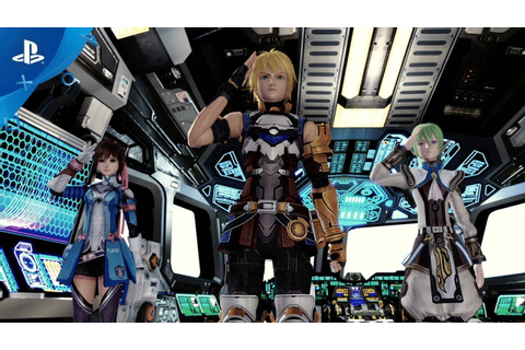 Star Ocean: The Last Hope - Launch Trailer | PS4 - YouTube