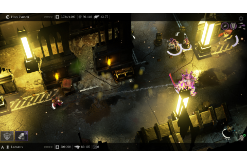 Warhammer 40,000: Deathwatch - Enhanced Edition PC ...