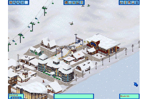 Ski Resort Tycoon - Games.cz