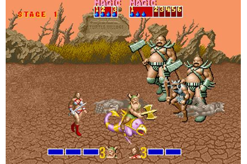 Nintendo Download: Super Star Wars, Golden Axe, Magnetis ...