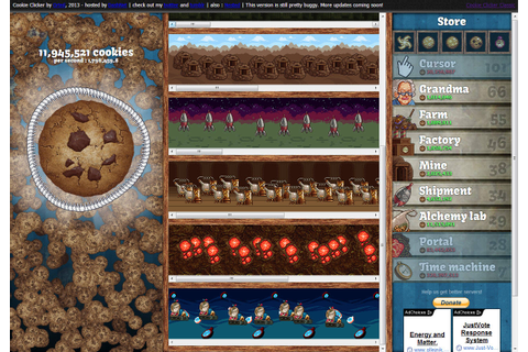 Cookie Clicker Online