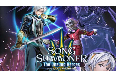 Square Enix Announces, Releases Song Summoner For iPod