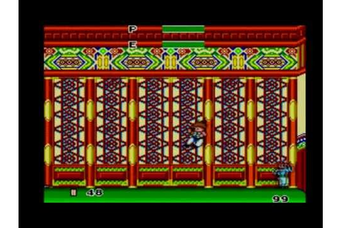 Kung-Fu Kid (Sega Master System) - Playthrough/Walkthrough ...