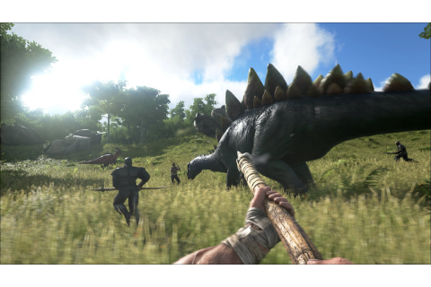 Ark: Survival Evolved Game Preview - The Video Games