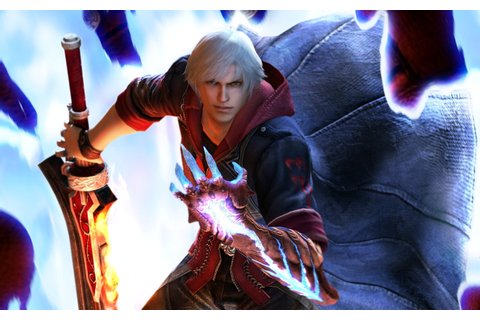 Devil May Cry, Devil May Cry 4, Video Games, Nero ...