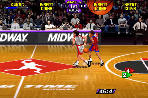 NBA Showtime: NBA on NBC Download Game | GameFabrique