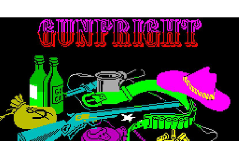 Gunfright - ZX Spectrum de Ultimate (1986)