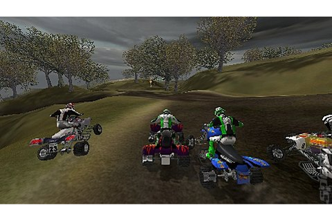 Screens: ATV Offroad Fury: Blazin' Trails - PSP (3 of 5)