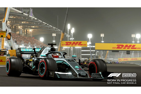 Formula 1 - F1 2019 - F1's most immersive game yet