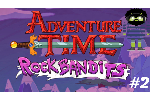 Android Games: Adventure Time - Rock Bandits First Look ...