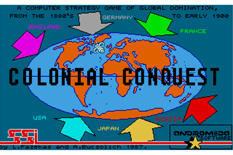 Colonial Conquest - Wikipedia
