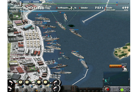 Navy Field ~ MMO Game Base