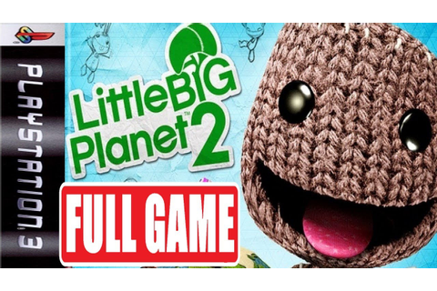 Little Big Planet 2 | FULL GAME [PS3] NoCommentary ...