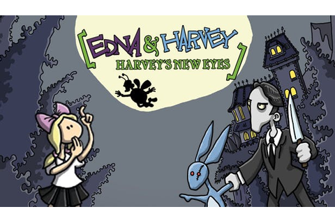 Buy Edna & Harvey: Harvey's New Eyes from the Humble Store