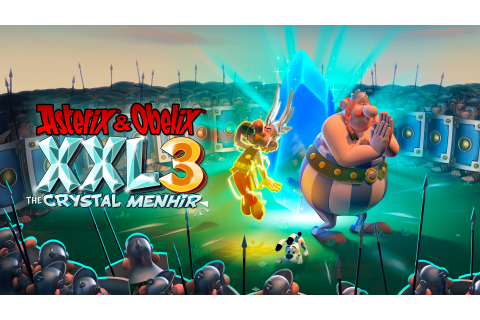 Asterix & Obelix XXL3: The Crystal Menhir - Discover the ...