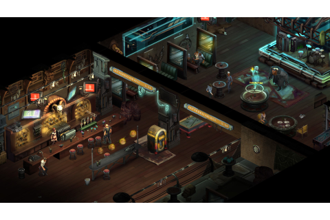 Shadowrun Returns | Double Jump for Coins